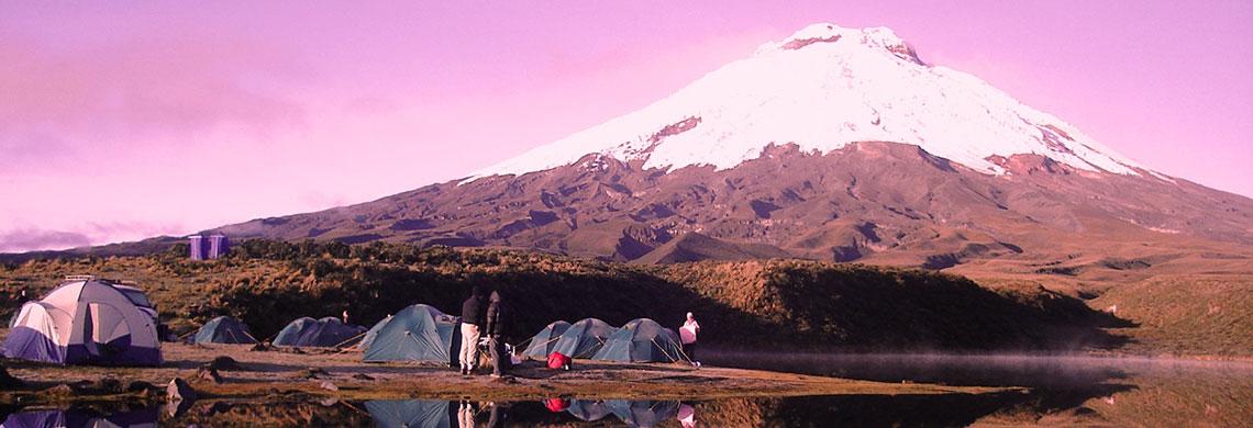 Tierra del Volcán
